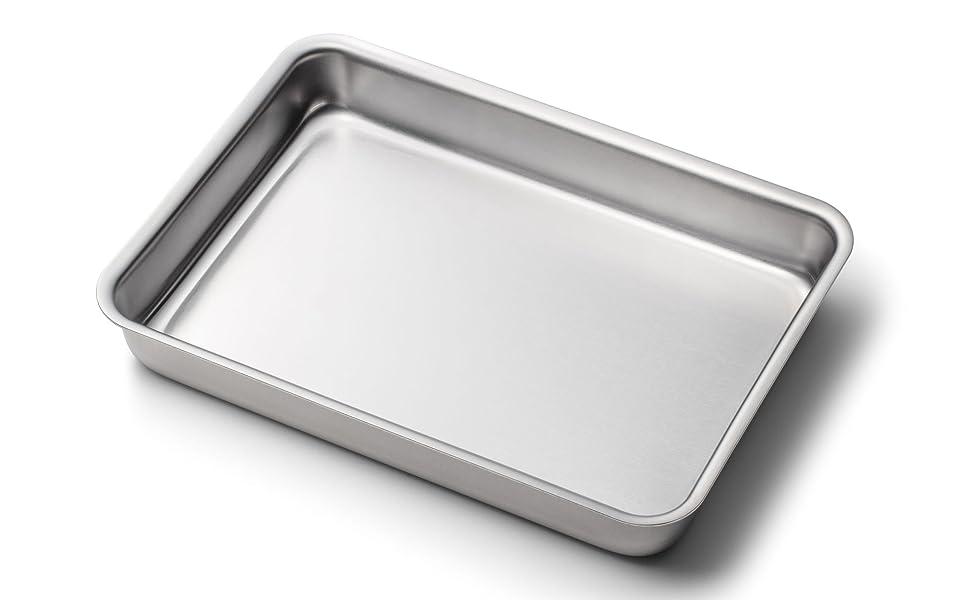 9x13 cookie sheet pan 360 bakeware stainless steel usa made baking