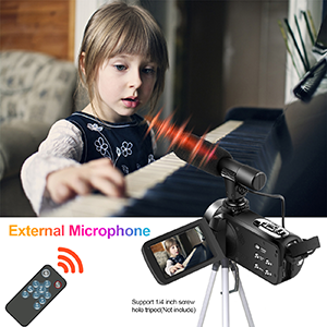 Video Camera Camcorder