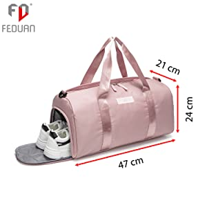 busreise flugzeug-reise gym-bag shopping-bag kofferschlaufe trolley nylon wasserabweisend universell