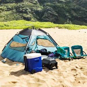 low back beach chair