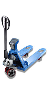 DAZONE Scale Pallet Jack with Printer
