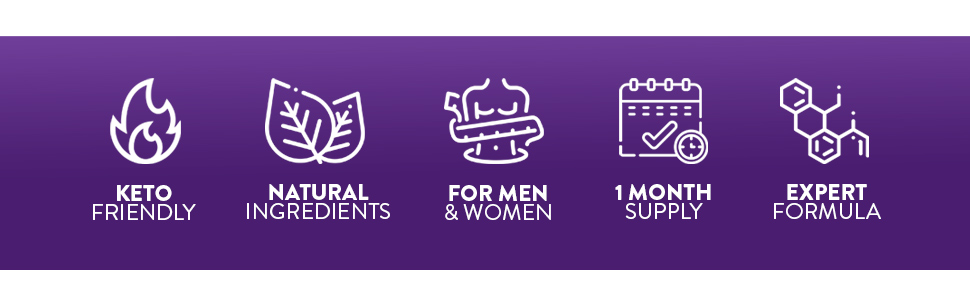 Keto Diet Pills for Men and Women