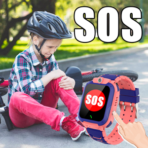 Kids SOS help one button sos smartwatch boys girls christmas gift new year gift for boys girls gift