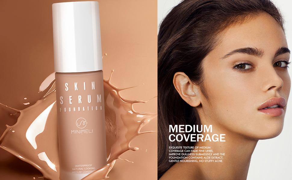 natural foundation makeup