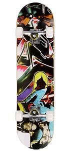 skateboard wood