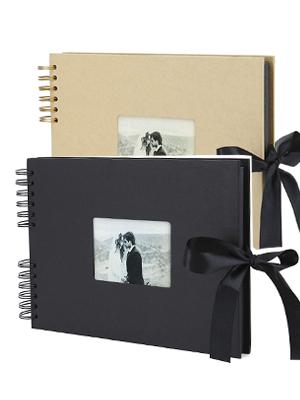 wedding scrapbook photo album