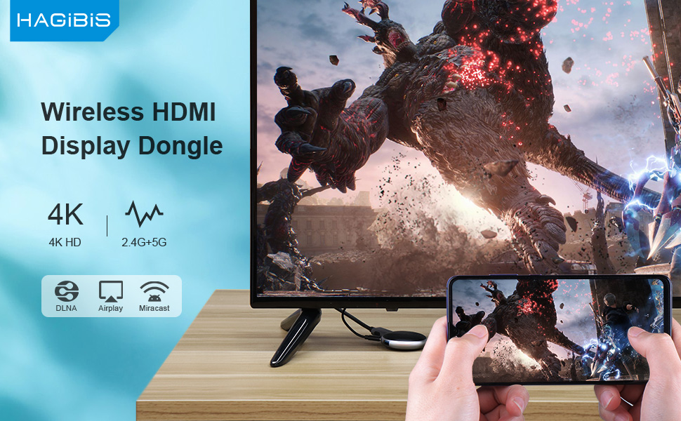 Wireless Display Dongle