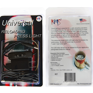 """9 LED RELOADING PRESS LIGHTING AC SYSTEM Cut every 5//8/"""" fits everywhere   **A**"""