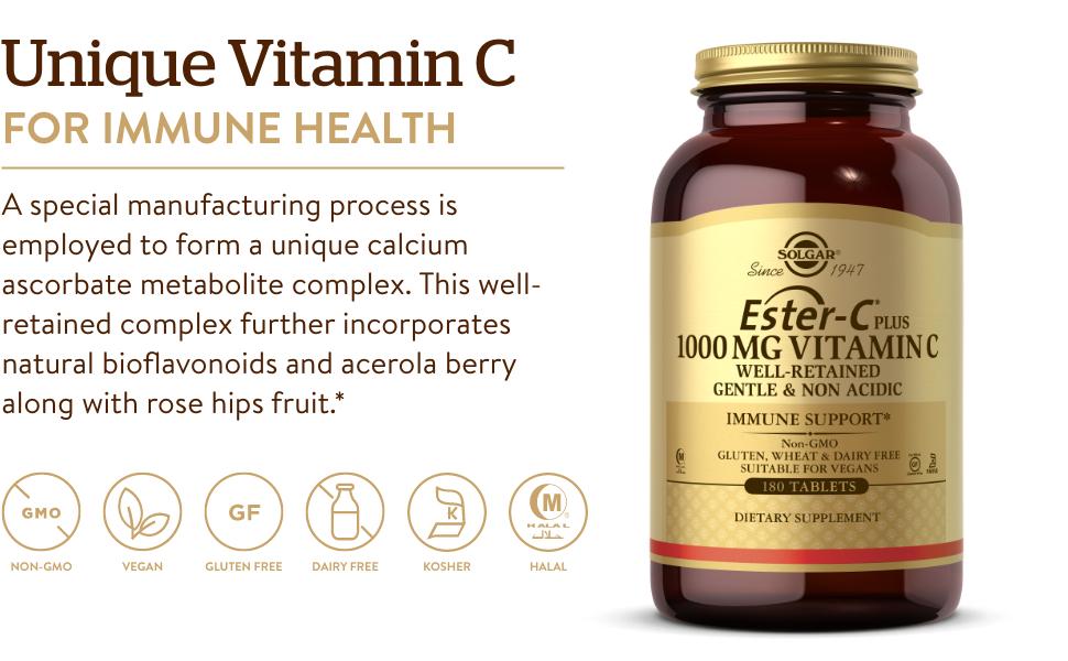 natural bioflavonoids, acerola berry, and rose hips fruit powder