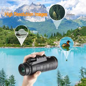 monocular telescope smartphone waterproof night vision monocular monocular phone attachment