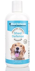 shed defense shampoo