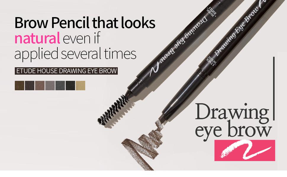 Drawing Eye Brow