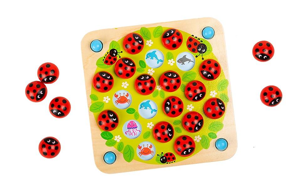 juego de memoria nene toys