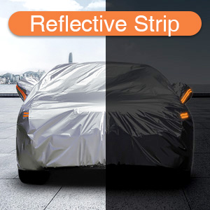 FORD EDGE PREMIUM FULLY WATERPROOF CAR COVER COTTON LINED LUXURY