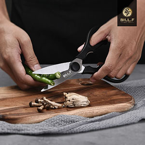 knife set with scissors 2