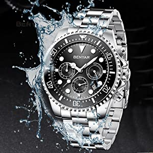 BENYAR Waterproof Watch