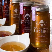Honey jars and bowls