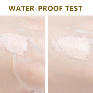 WATER-PROOF TEST