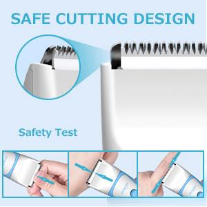 safe cutting design