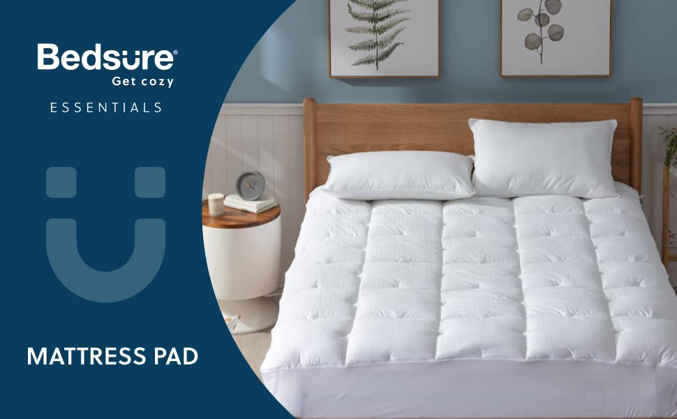 Bedsure Essentials - Mattress Pad