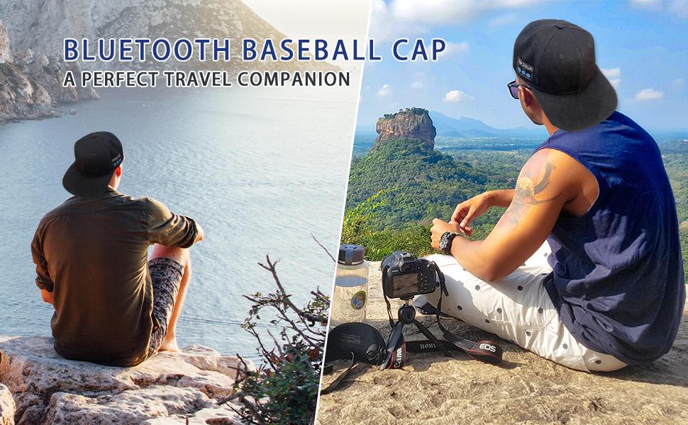 Bluetooth baseball Cap