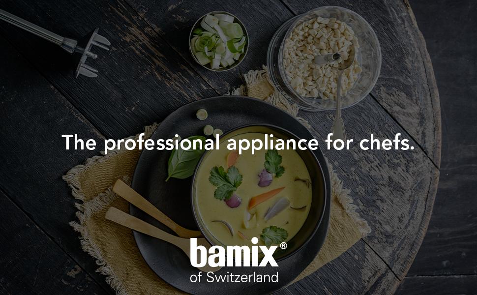 bamix professional hand blenders
