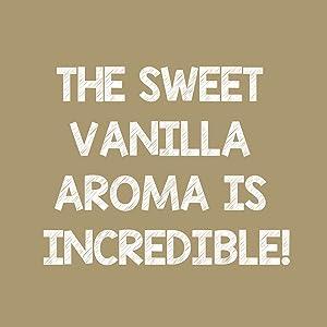 Vanilla Brown Sugar Face and Body Scrub Aroma