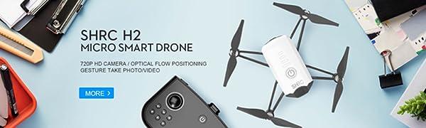 H2 Smart Drones