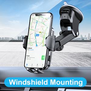 Windshield Mounting