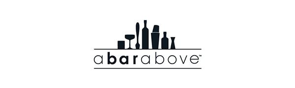 a bar above, cocktail kingdom, top shelf bar supply, bar sets, mixing glasses, cocktail, bartender