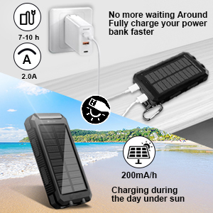 solar usb powerbank