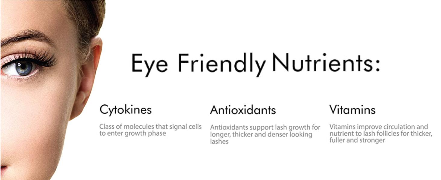 Eye Friendly Nutrients