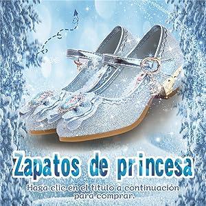 zapados de princesa