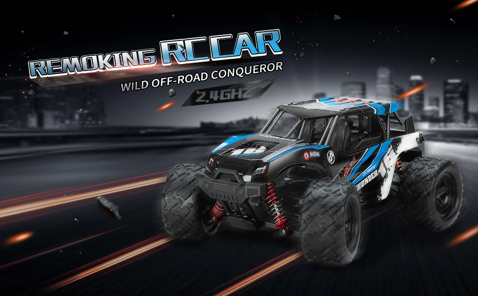 The coolest remote control car, it's very fast and fun!