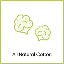 all natural cotton materials