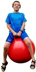 appleround hoppity hop ball