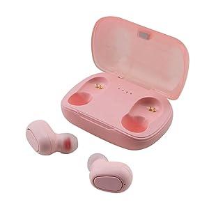 Bluetooth5.0 イヤホン 両耳 左右分離型