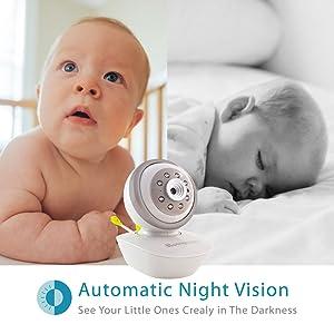 Auto night vision
