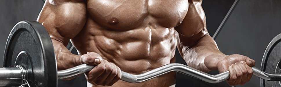Drives increases in strength and lean muscle mass