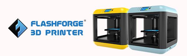 Flashforge Impresora 3D Finder Lite (azul): Amazon.es: Industria ...