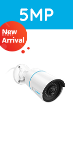 RLC-510A Smart Person/Vehicle Detection Camera