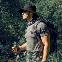 waterproof bucket rain hats for outdoor activities