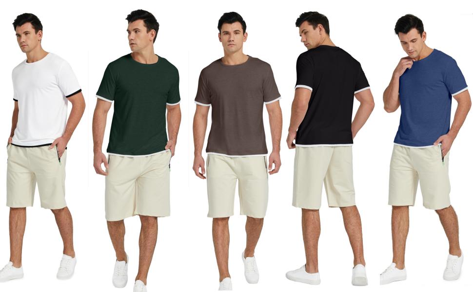 mens short sleeve t shirts