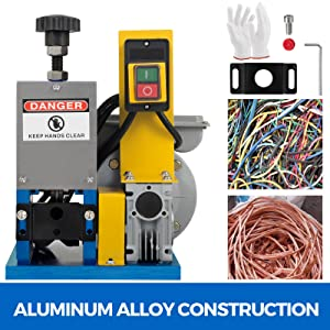 Happybuy Cable Wire Stripping Machine 1.5-25mm Automatic Electric Wire on electrical engineering, electric coil, alternating current, wiring diagram, electric painting, earthing system, electric trim, three-phase electric power, national electrical code, electric design, electric doors, electric blue, electric plug, electric repair, knob-and-tube wiring, electric appliances, power cord, electric voltage, electric inverter, electric service, circuit breaker, electric motor, electric computer, electric controller, electric motors, electric power distribution, electrical conduit, extension cord, power cable, distribution board, electric electricity, electric installation, ground and neutral, junction box, electric terminals, electric switch,