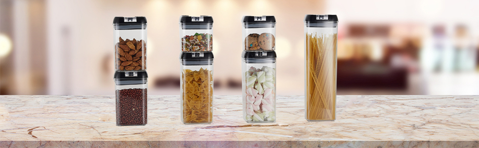 Food Storage Containers set