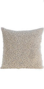 Pearl Oyester Pillow Covers