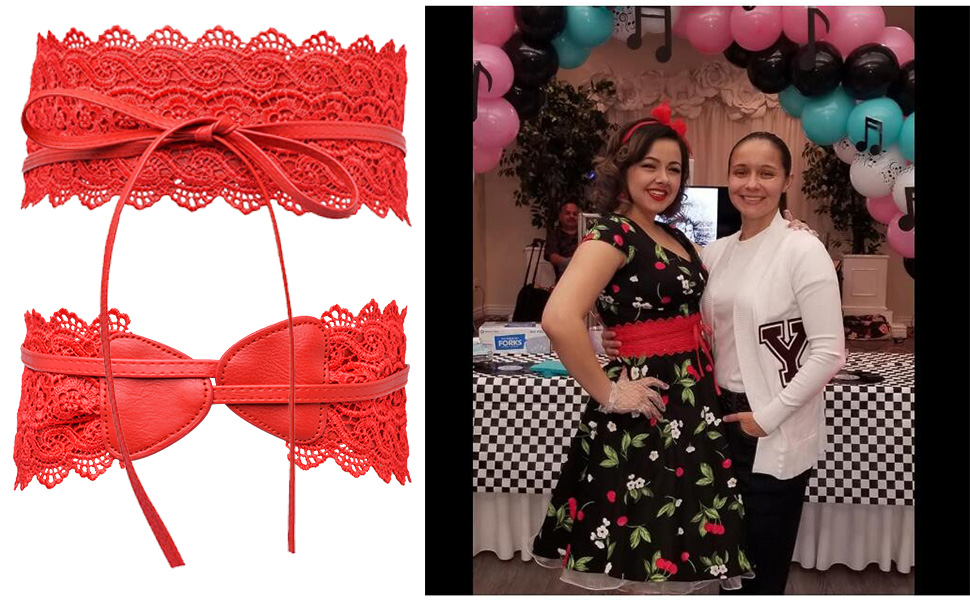 pdw0015 red lace