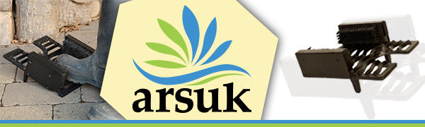 ARSUK is a well-established Brand for Boot Scraper Black products. We work hard to satisfy customers