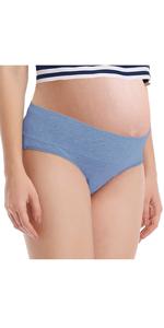Foldable Maternity Briefs