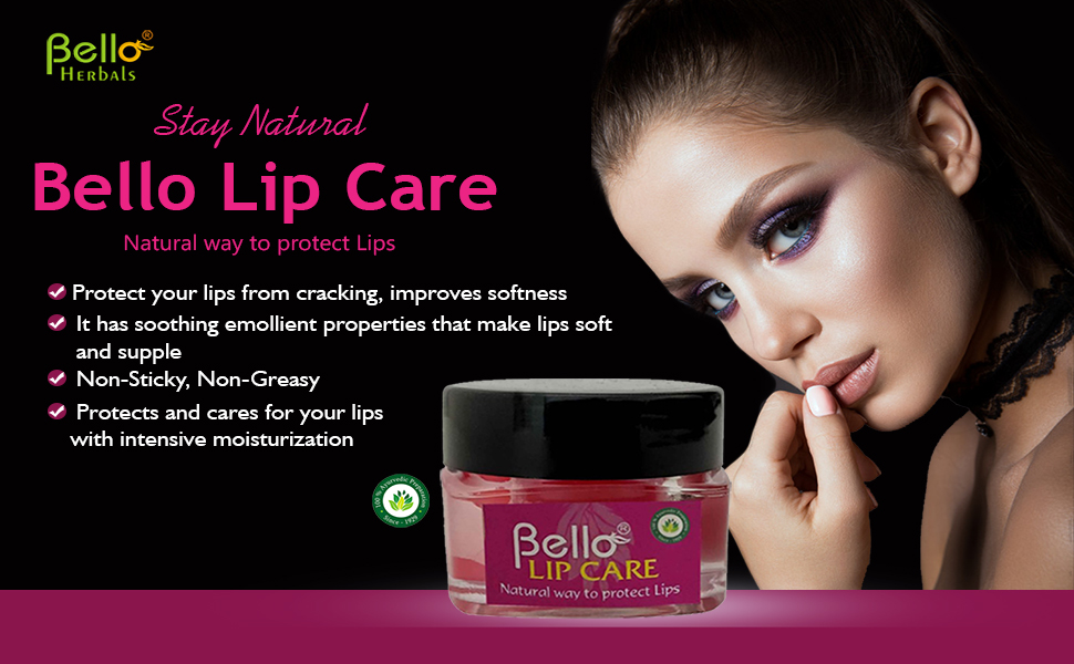 lip care smooth soft natural dry lips